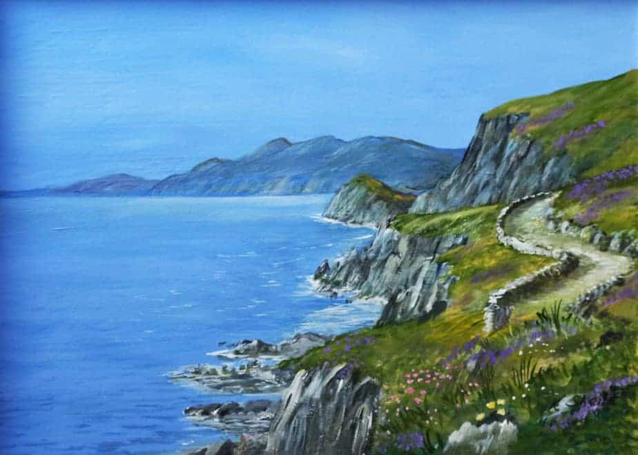 Slea Head Dingle Peninsula County Kerry