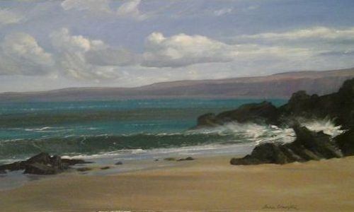Rocks and Waves, The White Bay, Stroove,