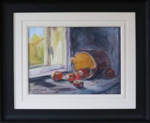Apples - Still Life Oil Painting