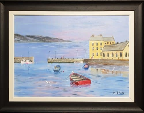 Youghal Harbour County Cork