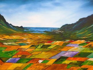 The fields of Dingle