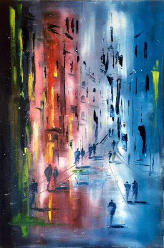 Street Scene Paintings
