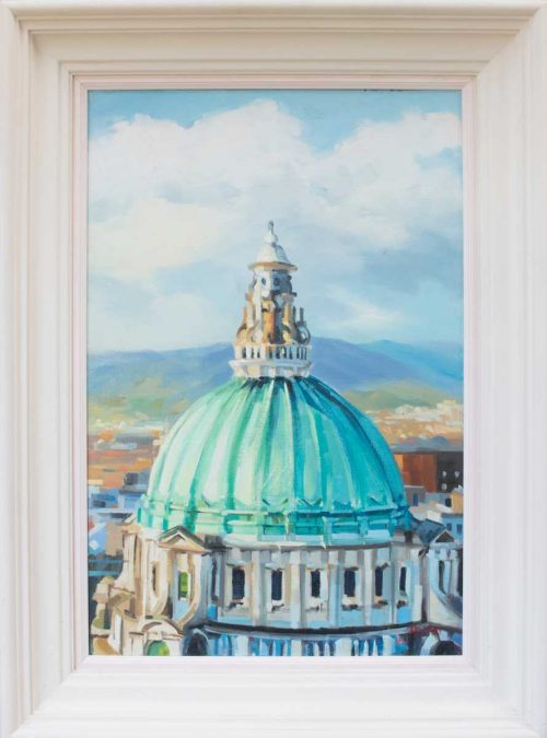 Painting of Belfast Dome for sale