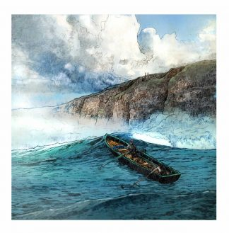 Currach Wild Atlantic Way Print 3