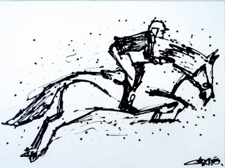 Black Bess Browse our large selection of artwork for sale by Irish artists