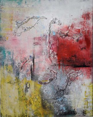 Original abstract art, bright colourful and cheery painting for your home or office space. Browse more art here today