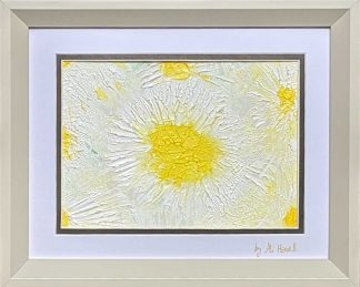 Original floral painting for sale in online gallery. Art for your home, gift ideas, paintings for sale, Irish art