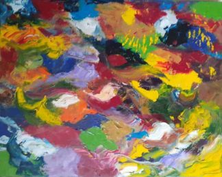 Original abstract painting for sale in online gallery. Art for your home. Gift ideas, wall art, gifts that last
