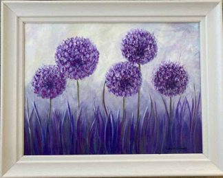 Bring warmth and colour to your home with this stunning piece of original art for sale in Irelands trusted online art gallery.