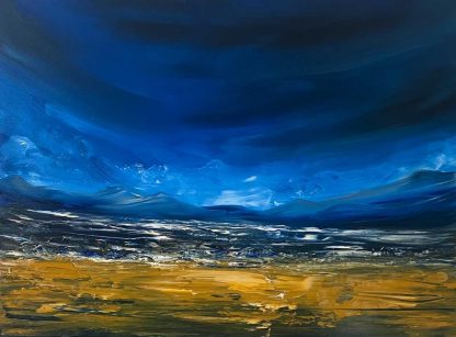 Original Irish seascape painting for sale in online gallery. Stunning art for your home, gift ideas for any occasion