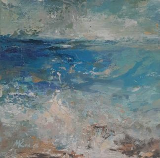 Original seascape painting for sale in online gallery. Beautiful art for your home or office, sure to catch attention and compliments. Browse more art here