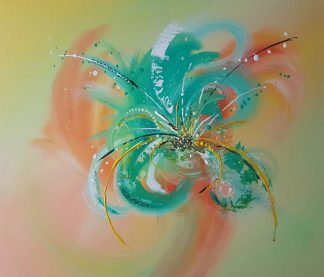Original abstract painting for sale in online gallery. Art for the home, contemporary paintings for modern houses