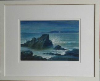 Original Irish seascape painting for sale. Irish art by Irish artist, browse and shop a large variety of art here