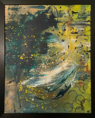 Original abstract painting for sale in online gallery. Browse a huge variety of art for sale here today. Gift ideas for any occasion