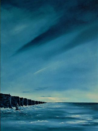 Original seascape painting for sale by Irish artist. Browse a large selection of art for sale in online gallery here