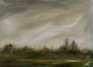 Original landscape painting by Irish artist. Art for the home, online gallery to buy IRish art from a trusted site